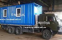 Строительство  бытовок из морских контейнеров недорого в Одессе
