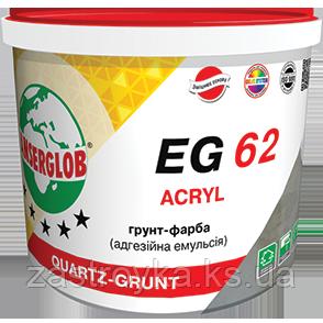 Адгезионная эмульсия (грунт – краска) акриловая ANSERGLOB EG 62, 19л