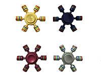 Спиннер хенд hand spinner S-19, finger spinner, игрушка антистресс