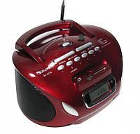 Радиоприемник бумбокс GOLON RX-627Q, бумбокс колонка mp3 usb радио, радиоприемник, радио-бумбокс