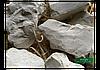 Глина Зеленая кусковая, пробник 100 г