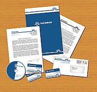 Дизайн бланка организации