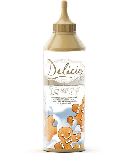 Топпинг Delicia Имбирный пряник 600 гр
