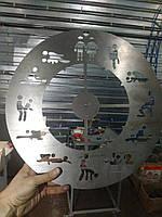 Работы по резке, обработки и раскрою цветного и черного металла лазером в Харькове