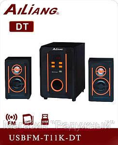 Акустическая система USBFM-T11K DT