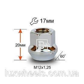 Гайка   D96 Cr M12X1,25