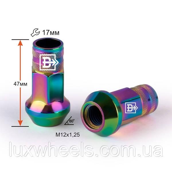 Гайка M12X1,25
