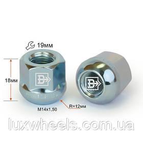 Гайка  D17 R Z M14X1,50