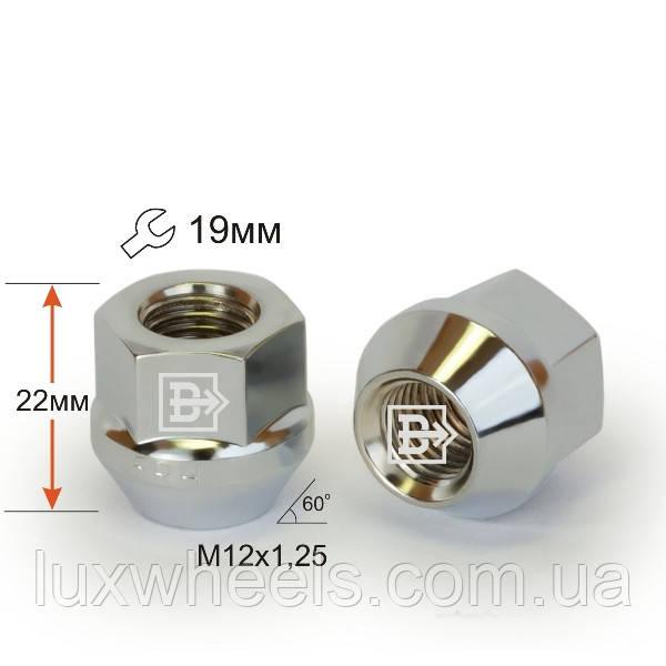 Гайка  D23 Z M12X1,25