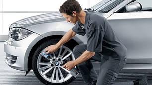 Засоби для догляду за кузовом і колесами