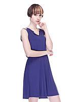 Платье синие S,M,L,XL размр.