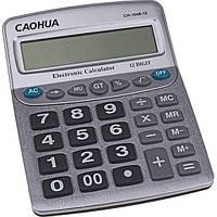 КАЛЬКУЛЯТОР 12-разрядный CH-1048-12 CAOHUA