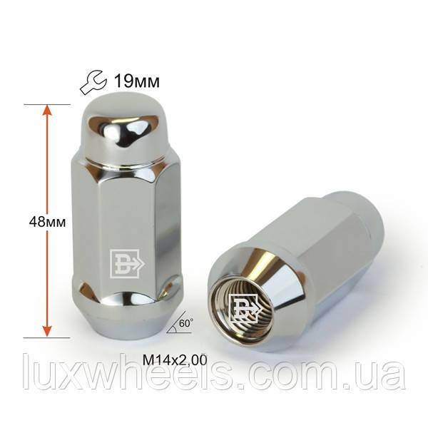Гайка M14X2,00