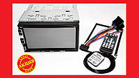 "Автомагнитола 2din Pioneer PI-803 GPS 7"" экран GPS-Mp3-Dvd-Tv/Fm-тюнер, фото 1"