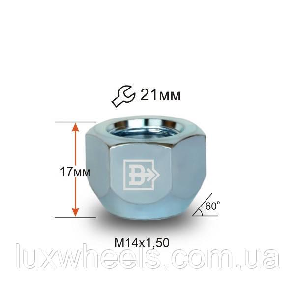 Гайка  M14X1,50