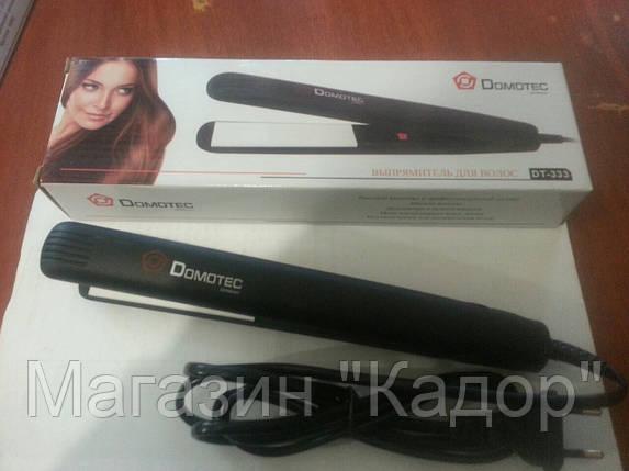 Утюжок-выпрямитель для волос Domotec DT 333, фото 2