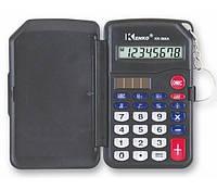 Калькулятор Kenko KK 568, 8 разрядный калькулятор со звуком, компактный карманный калькулятор