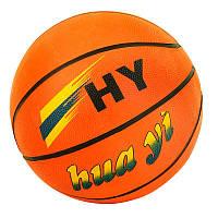 Мяч баскетбольный 466-1075 (60) 500г, размер 7