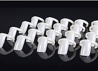 Типсы для образцов лака, гель-лака с кольцом, 50 шт, фото 1