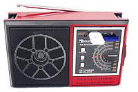Радиоприемник GOLON RX-002 UAR USB+SD, радио для дома и дачи, колонка радиоприемник golon