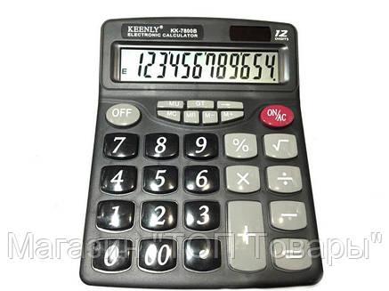 Калькулятор Keenly 7800B, фото 2