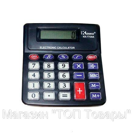 Калькулятор KENKO 729-A, фото 2