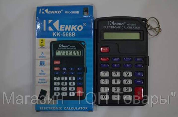 Калькулятор KENKO KK 568B, фото 2