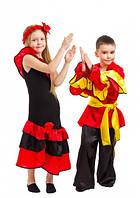 Карнавальный костюм Танцора, Испанца  на праздник  (4-8 лет)