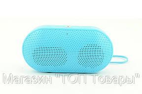 Портативная Bluetooth стерео колонка SMALL PILL M2 Wireless speaker, фото 2