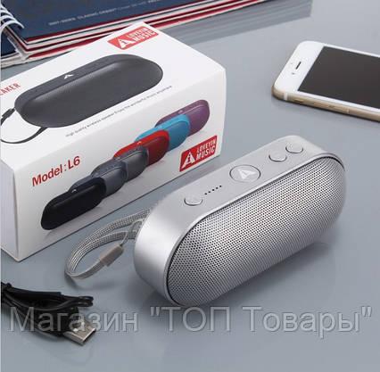 Портативная акустика с Bluetooth Speaker L6, фото 2
