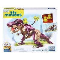 Конструктор Mega Bloks — Верхом на Динозавре Миньоны
