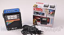 Радиоприёмник Golon RX-198/199 UAR USB+SD с фанарем, фото 3