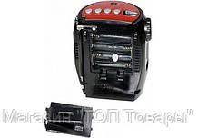 Радиоприемник с фонариком Golon RX-678 USB+SD, колонка радиоприемник golon, компактное радио для дома и дачи, фото 3