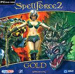 Компютерная игра SpellForce 2 Gold (PC) original