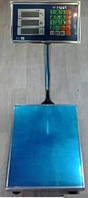 Весы торговые WIMPEX 100 kg 6 V металлическая голова 30X40