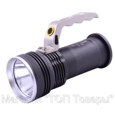 Ручной фонарик Police ZOOM T802-XPE, фото 2