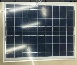 Солнечная панель Solar board 25х19 5 w 12 V