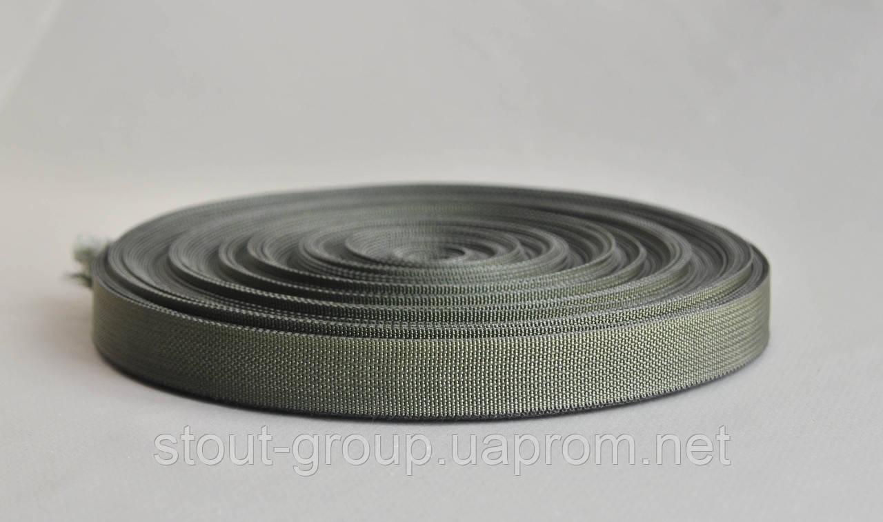 Лента ременная полиамидная 25 мм. хаки