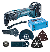 Аккумуляторный универсальный инструмент Makita DTM 50 RFJX4