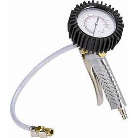 Пневмопистолет Einhell для накачивания колес, со стальным переходником (4133110)