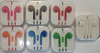 Наушники I-5 Electroplating (color) с микрофоном