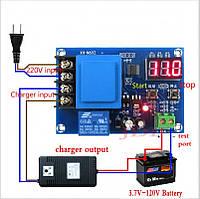 Контролер Управления зарядкой, Зарядка Аккумулятора Pb,li-ion 3.9-120V
