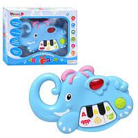 Интерактивная игрушка для малышей «Умный Я. Слоник» ZYE 00030-3 Zhorya