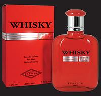 Мужская туалетная вода Whiski Red 100ml. Evaflor