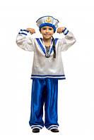 Карнавальный костюм моряка на праздник  (4-8 лет)