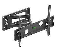 """Кронштейн HERMES 30"""" - 70"""" - держатель для телевизора на стену и настенный крепеж для монитора."""