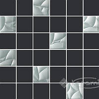 Paradyz мозаика Paradyz Esten 29,8x29,8 grafit/silver