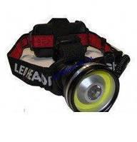 Налобный фонарик BL 931-T6 COB