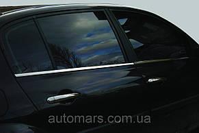 Окантовка стёкол Renault Megane 2 (2004-2010)