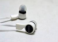 Наушники SONY EX-721 (white,black) с микрофономромкости